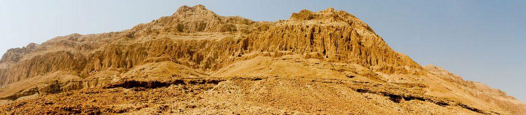 Le désert de Juda