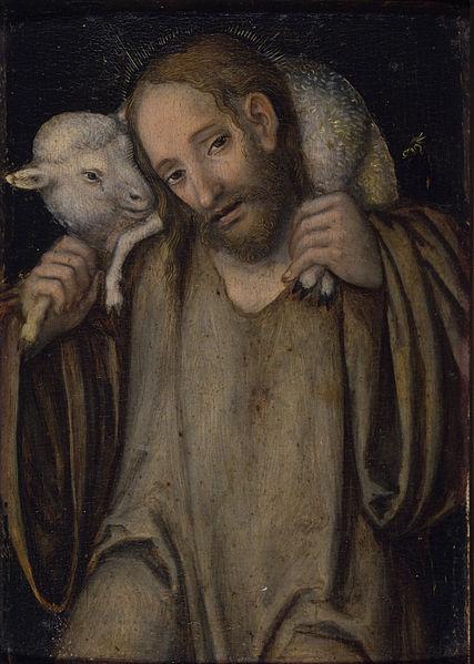 Le Christ bon berger